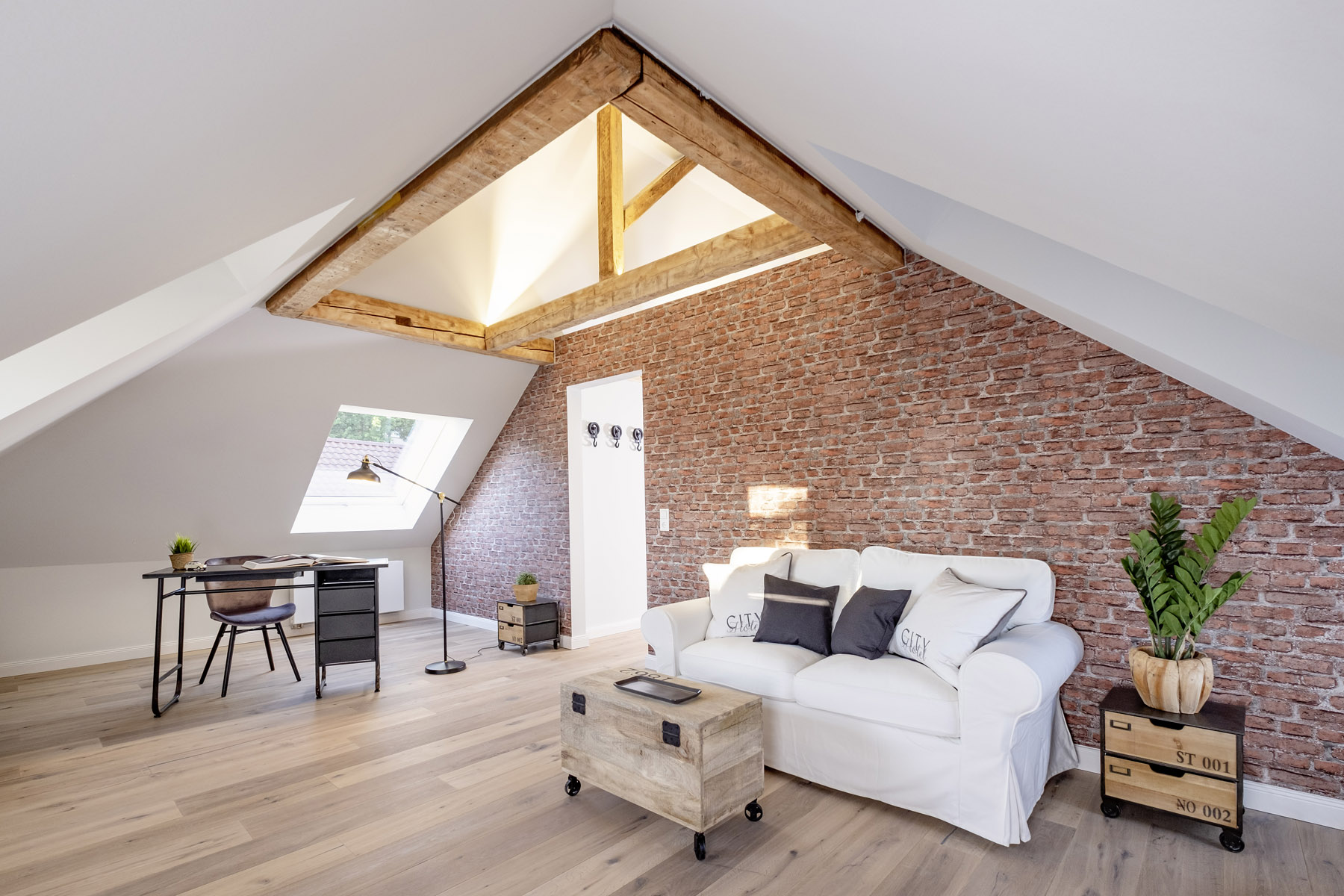 0711 Lodging | Loft style